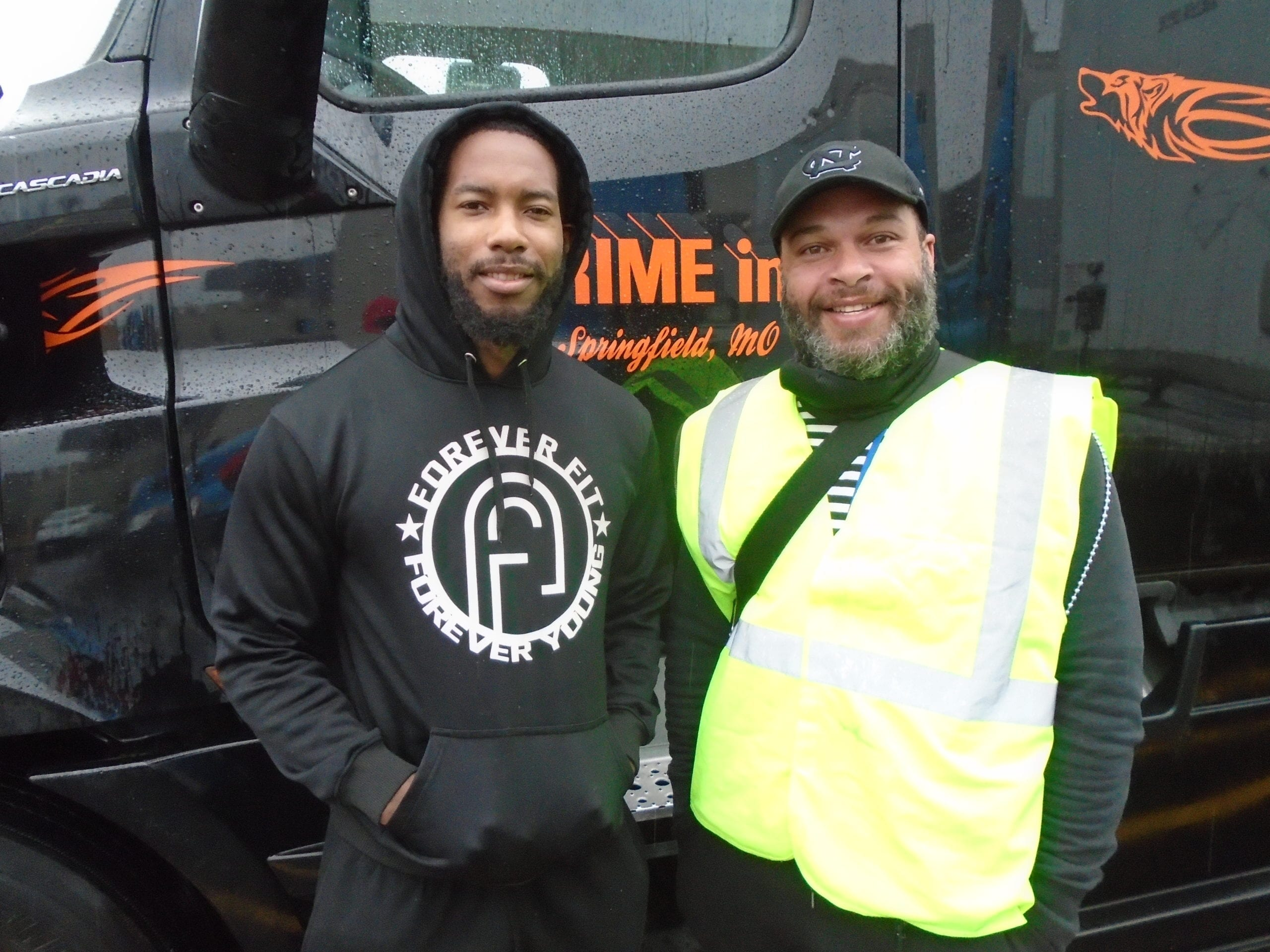 Prime Inc. CDL Instructor and Student Trifecta